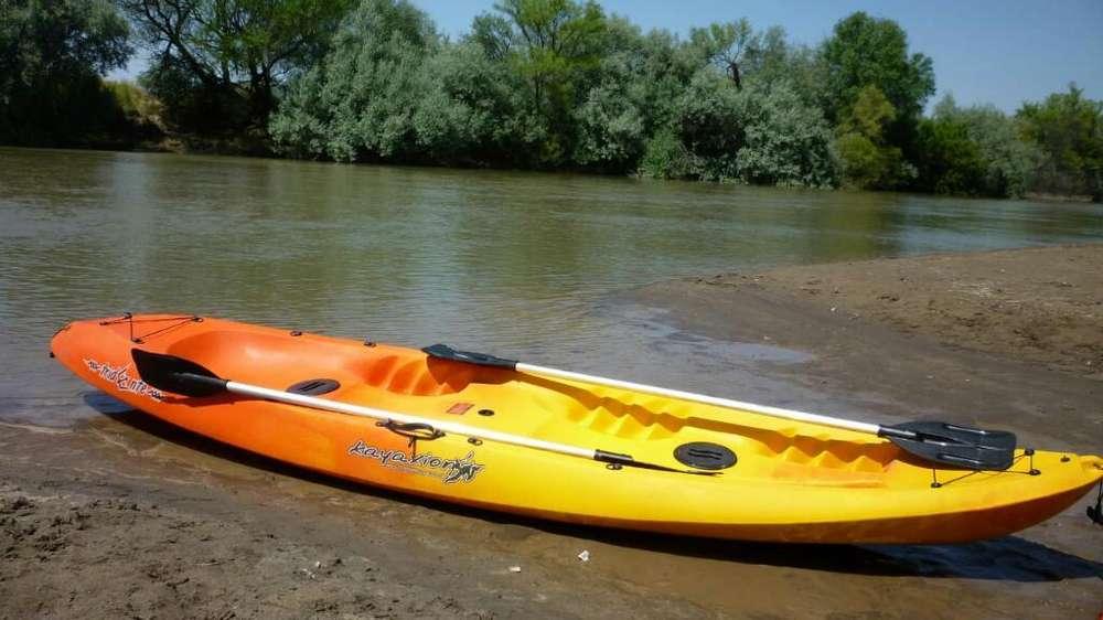 Kayak Triple sin Usó