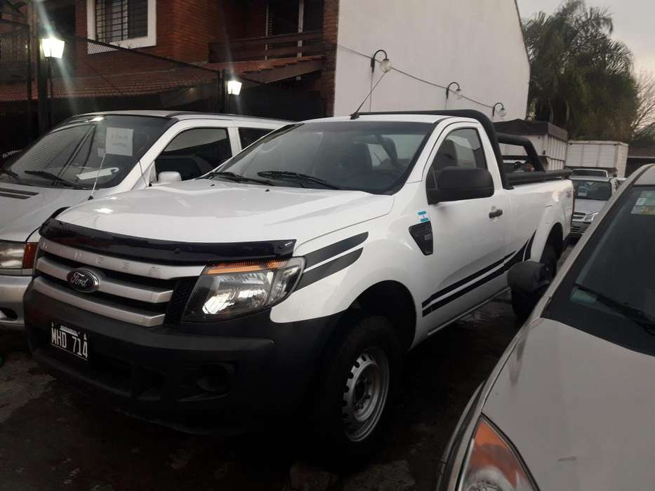 Ford Ranger 2013 - 80000 km