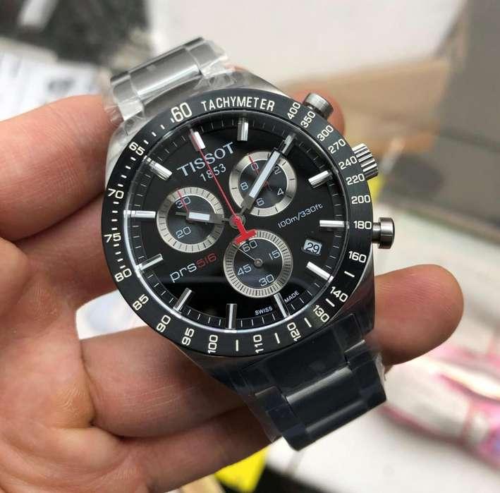 Reloj Tissot para hombre suizo prs 516