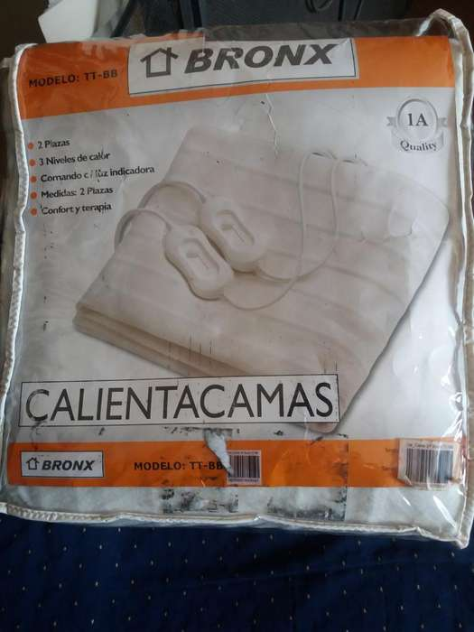 Vendo Calienta Cama