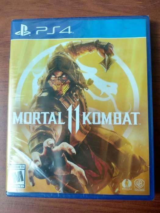 Mortal Kombat 11 Sellado