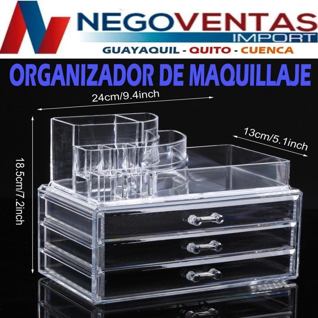 CAJA ORGANIZADORA DE COSMETICOS