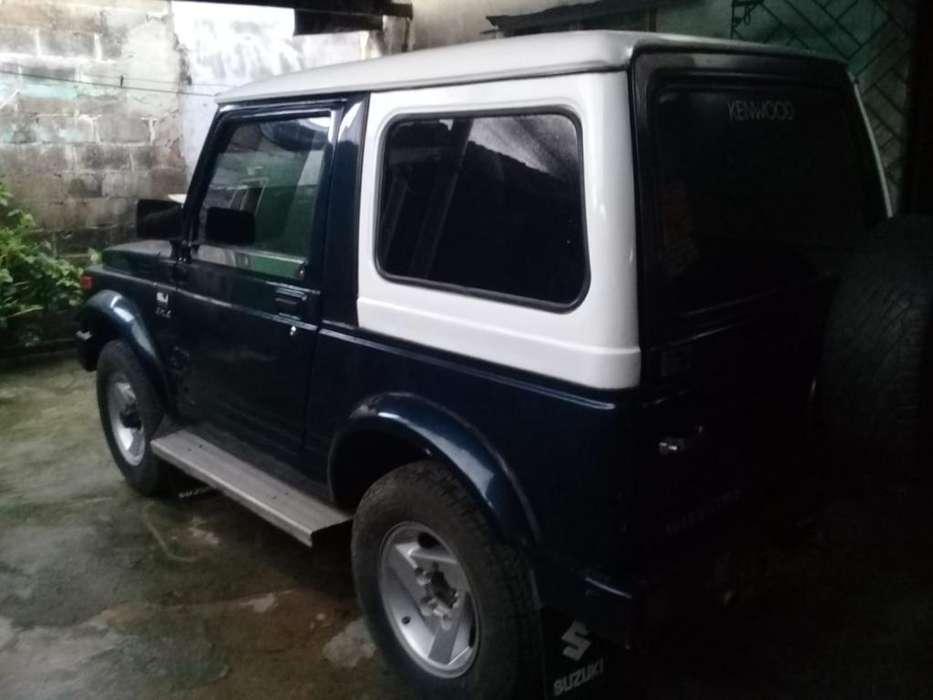 Suzuki SJ 1982 - 100000 km