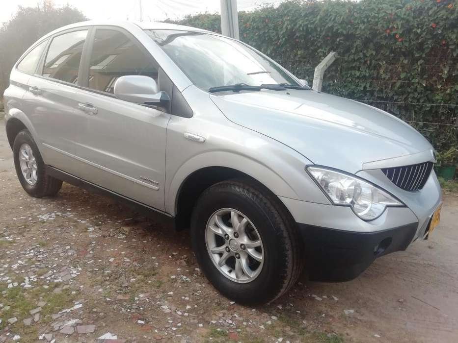 Ssangyong Actyon 2013 - 113000 km