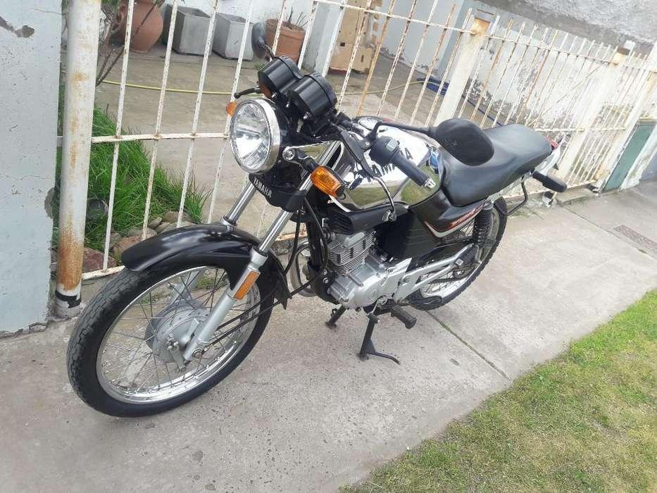 Yamaha Ybr 125 Mod. 2008