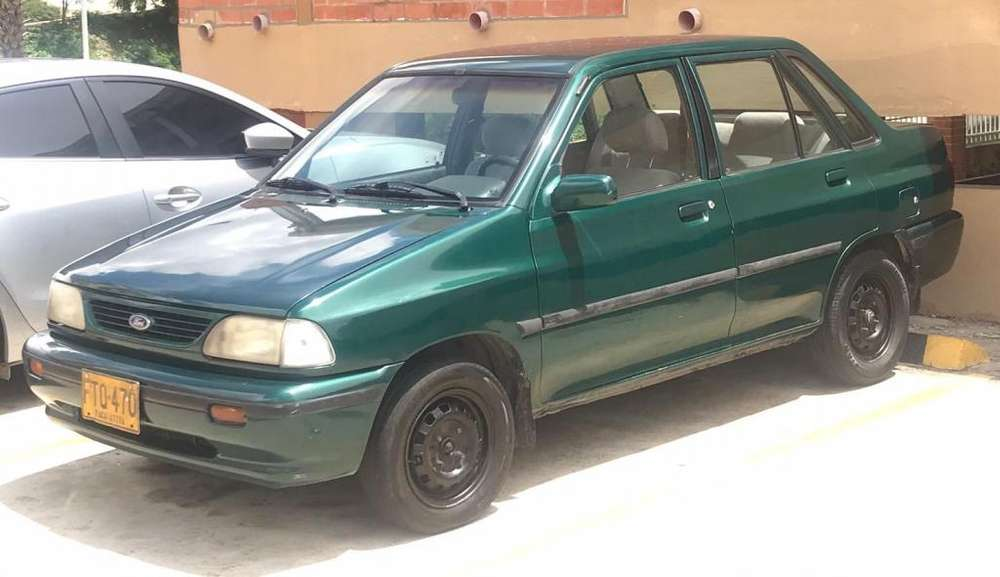 Ford Festiva 1998 - 0 km