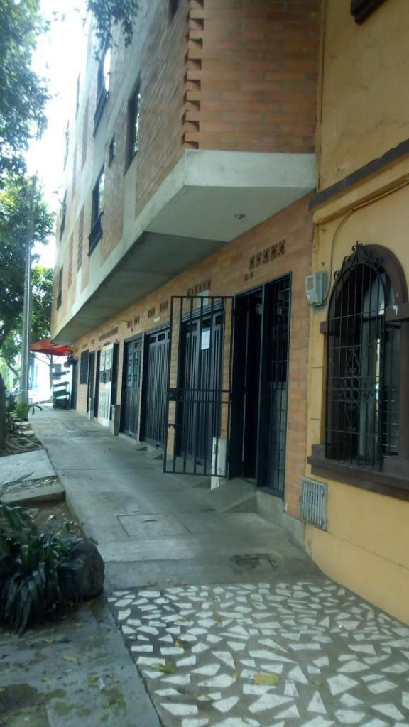 Apartaestudio en Prado Centro