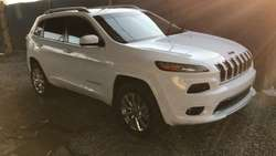 Jeep Cherokee Overland 2017 4X4