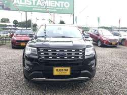 Ford Explorer Limited 3500CC 2016