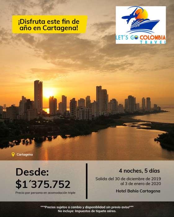 Cartagena Fin de Año