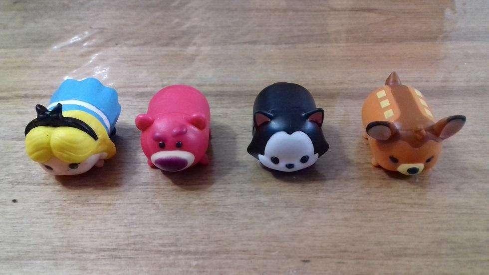 muñecos disney tsum tsum squishies originales oferta