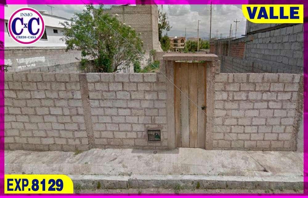 CxC Venta Terreno, Santa Isabel, Valle, Exp. 8129