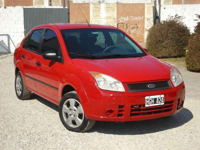 Ford Fiesta Kinetic 2008 - 80000 km