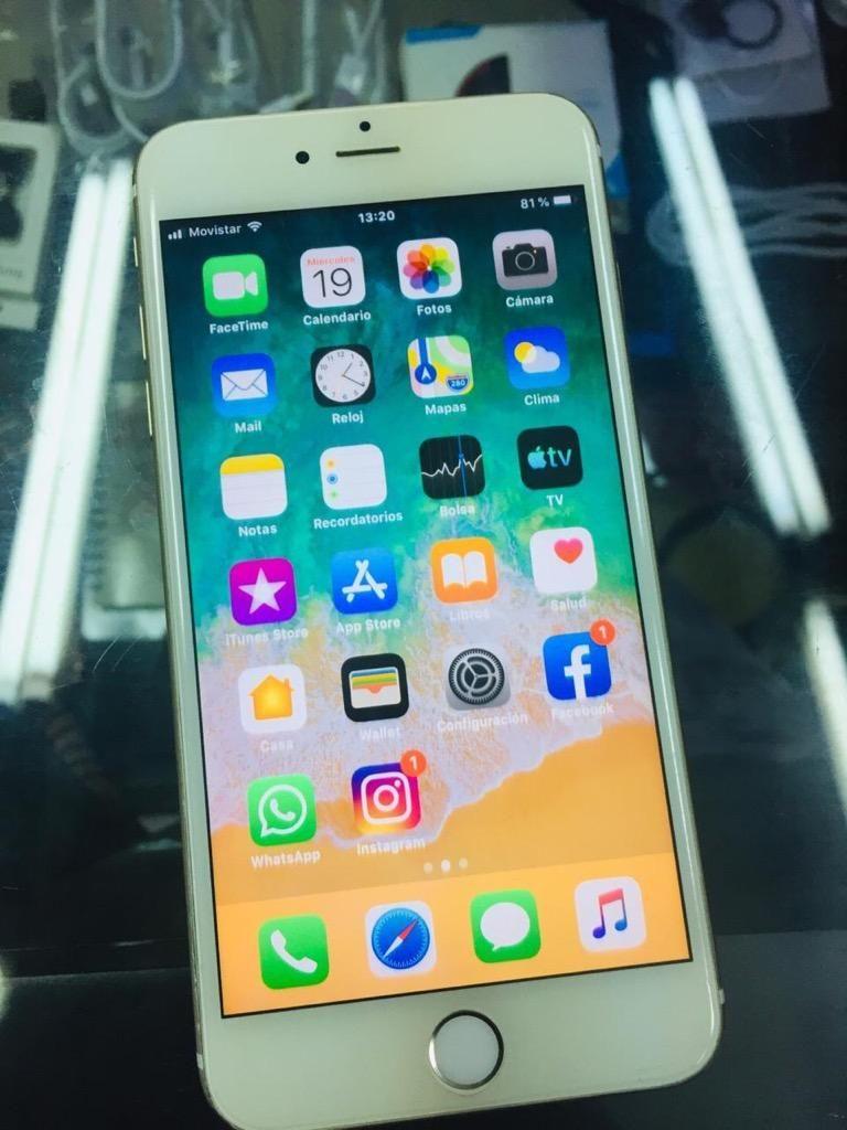 iPhone 6Plus 64Gb/ Usado