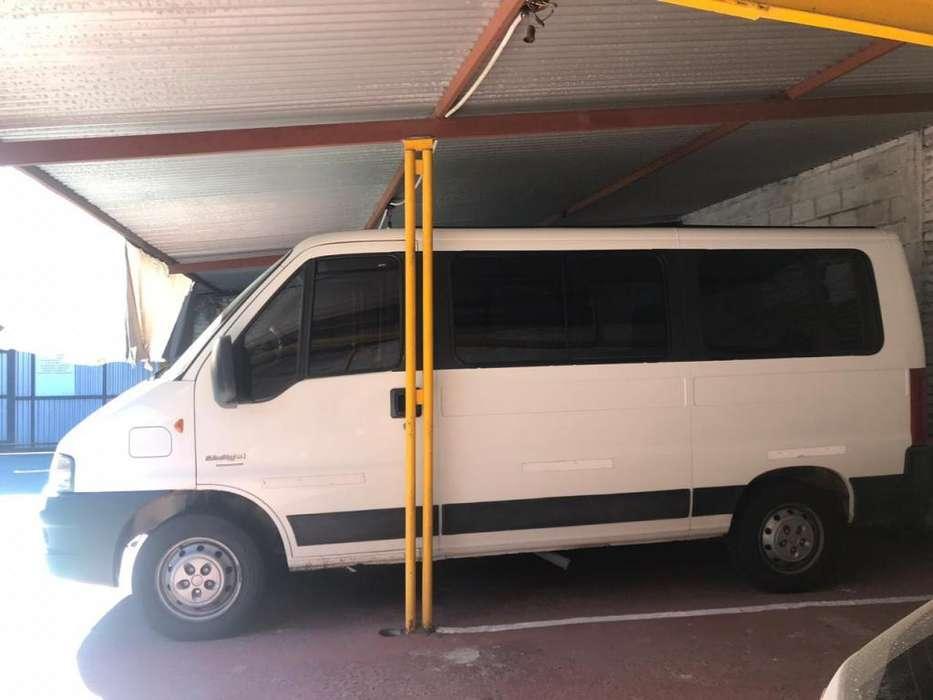Fiat ducato combinato 2012