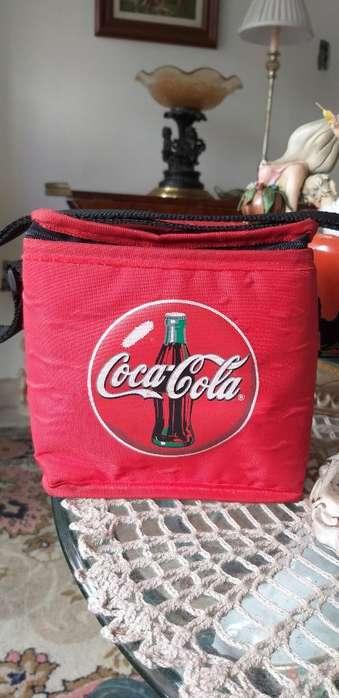 Bolso Térmico Cocacola