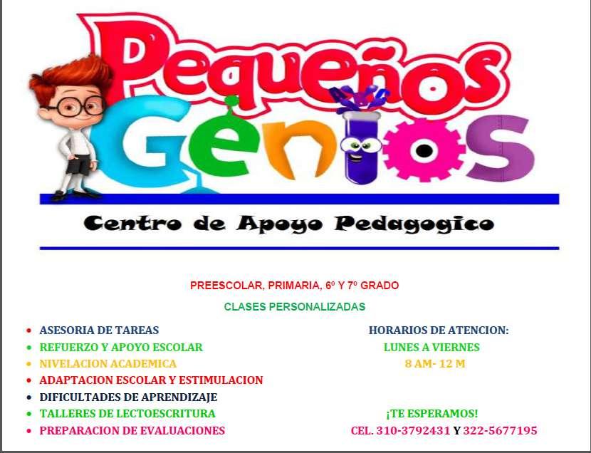 Centro de Apoyo Pedagógico
