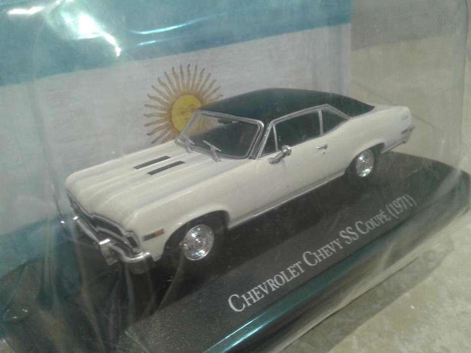 Coupe Chevy Colección Autos Inolvidables Argentinos Salvat