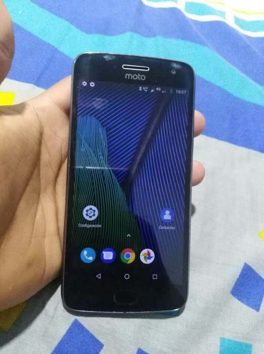 Vendocambio Moto G5 Plus Doble Sim