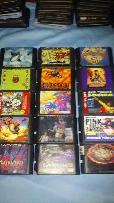 Juegos de Sega 154295841
