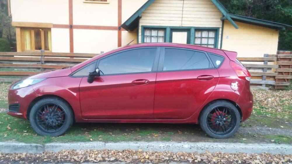 <strong>ford</strong> Fiesta Kinetic 2015 - 70000 km