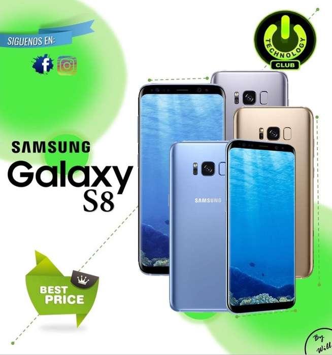 Infiniti Super Amoled <strong>samsung</strong> S8 Galaxy / Tienda física Centro de Trujillo / Celulares sellados Garantia 12 Meses