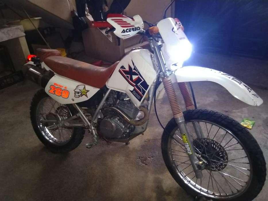 <strong>honda</strong> Xl 200 2003