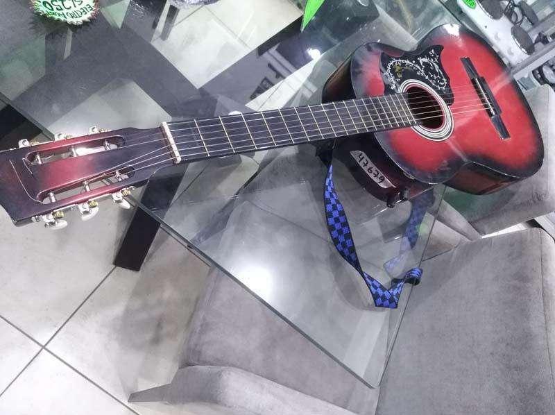 Guitarra Electroacustica - 6 Cuerdas - 47679