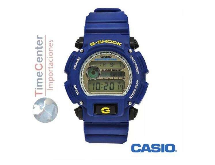 Reloj <strong>casio</strong> Gshock Deportivo Wr200mertros Dw90522v