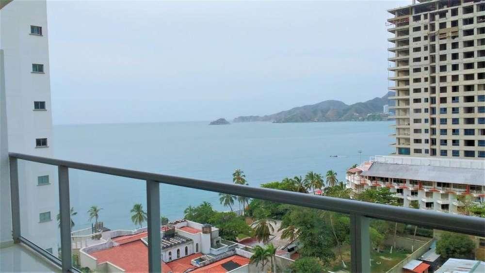 Apartamento con vista al mar a pocos pasos de la playa