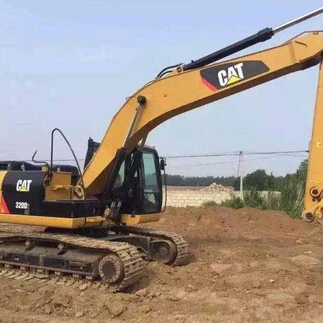 Excavadora 320D Caterpiller