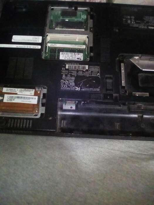 Computador Portatil Dell para Repuesto