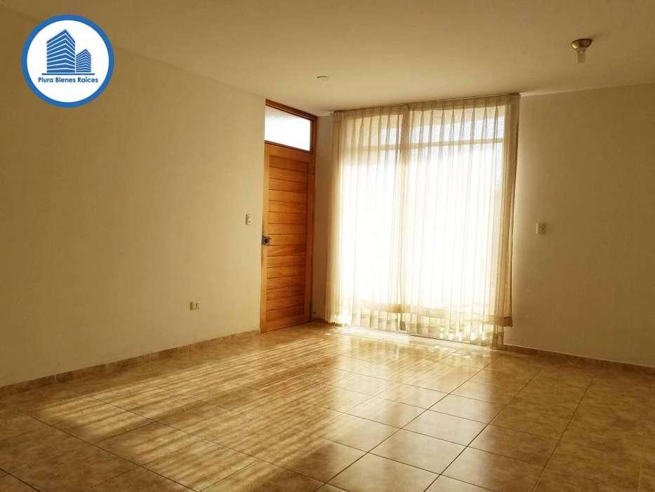 Alquiler de departamento con cuarto de servicio // Santa María del Pinar