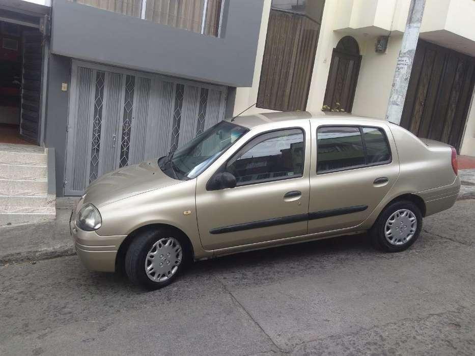 Renault Symbol 2003 - 200 km