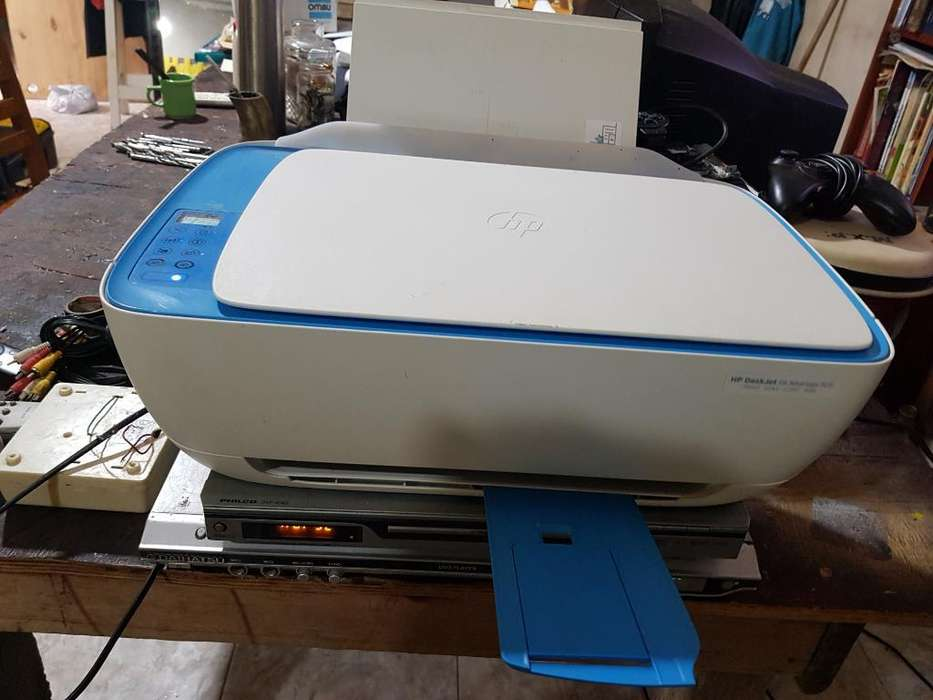 Impresora Hp Des Jet Wifi 3635