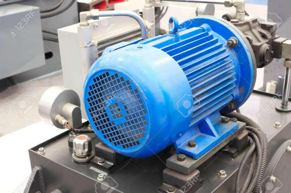 MOTOR ELECTRICO 5.5 HP