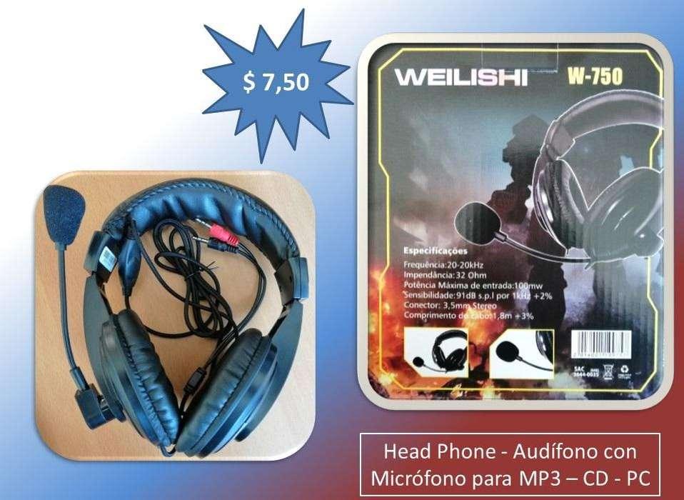 Audífonos, Sonido, DVDRWriter, Micrófonos, Parlantes, WebCam, Bluetooth
