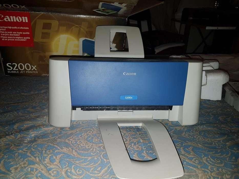 Impresora Canon s200x