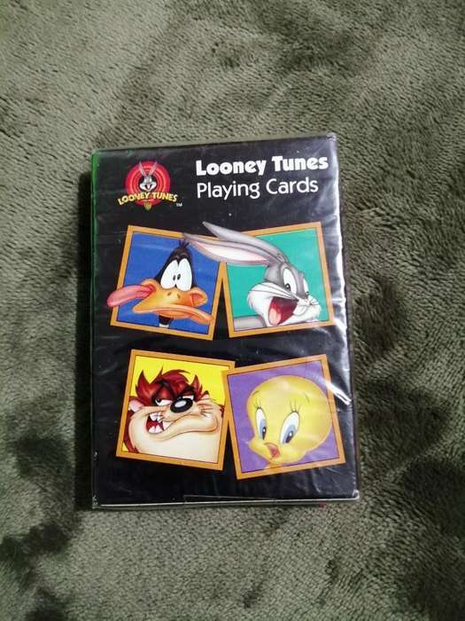 Cartas Bycicle Looney Tunes
