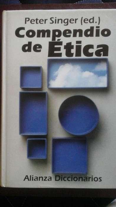 Compendio De Ética De Peter Singer ed.. Libro Usado.