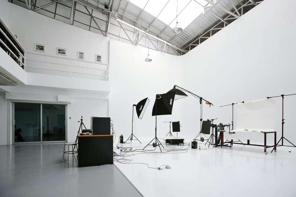 Alquiler de Estudio Fotográfico en Barranquilla