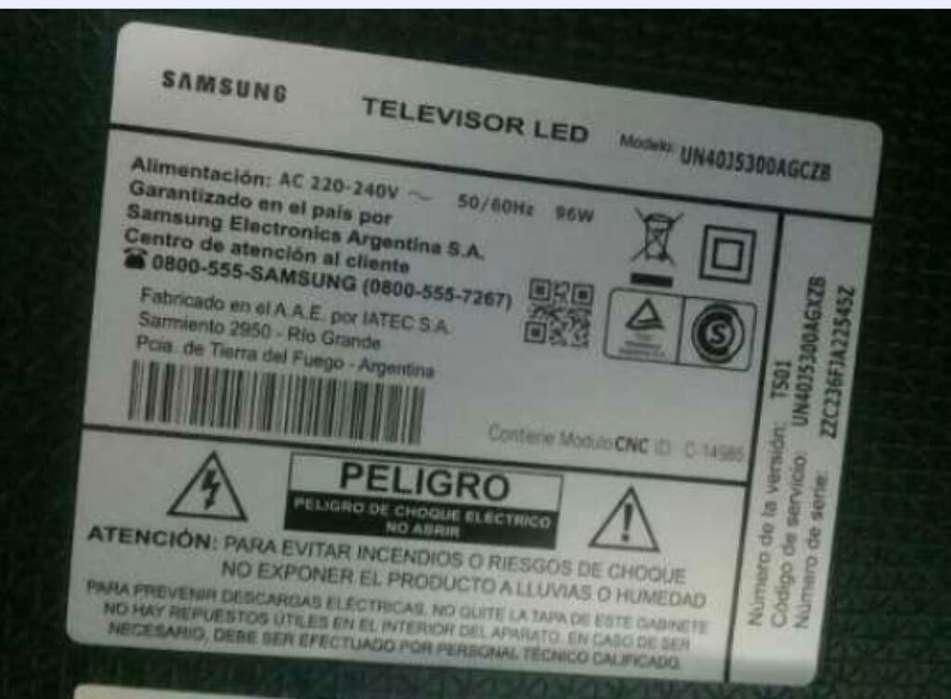 Samsung Un40j5300 Repuestos