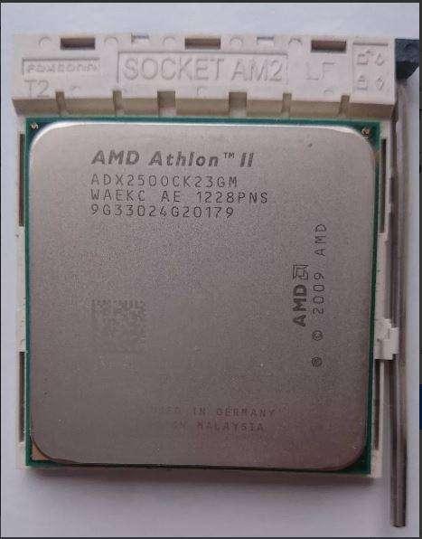 Amd Athlon 2 X2 Am3