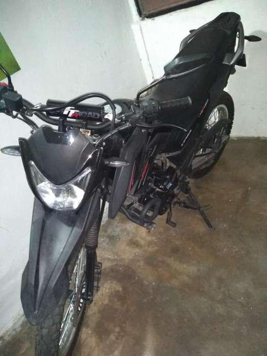 Vendo Moto Tt 200