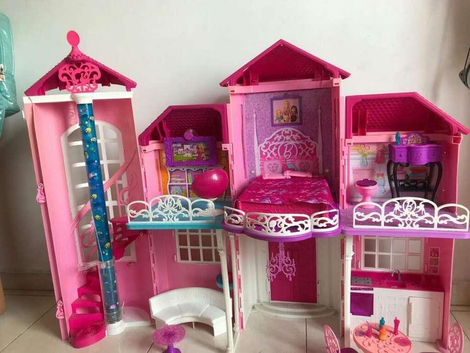 Masión Malibú Barbie - Casa de Muñecas