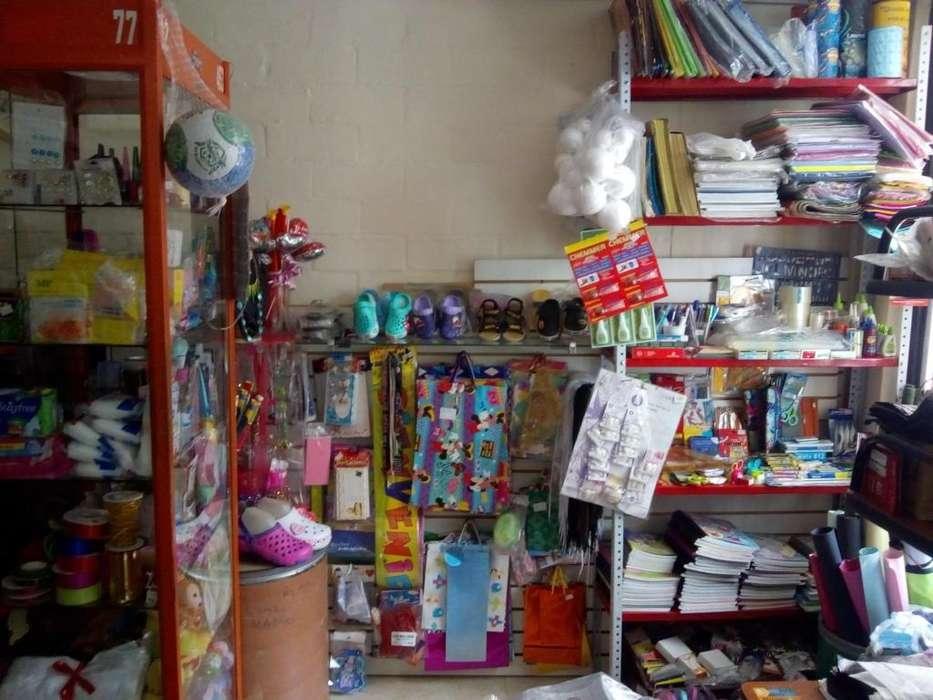 montaje papelería y variedades
