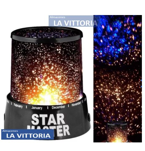 Lampara proyectora de universo