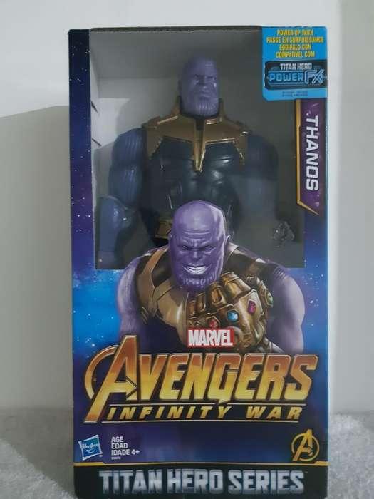 Muñeco Thanos Avengers 30 Cm