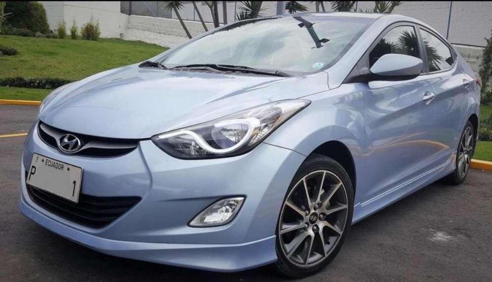 Hyundai Elantra 2013 - 0 km