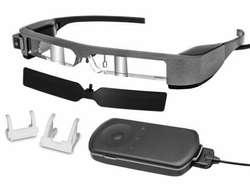 Gafas Realidad Aumentada  Epson Moverio Bt300 Fpv  Drone